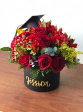 Custom Graduation Box