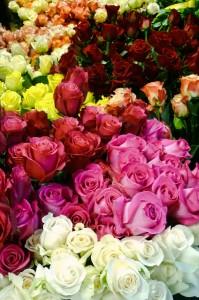 Custom Dozen Roses Bouquet Hand Wrapped Bouquet