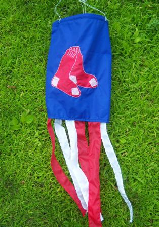 Custom Handmade Sports Windsocks  Pick your Team