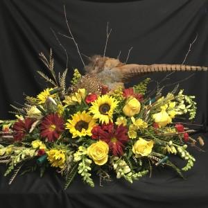 Custom order Casket in North Platte, NE | PRAIRIE FRIENDS & FLOWERS