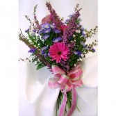 Custom Presentation Bouquet Wrapped Flowers