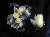 Custom Prom Pieces Wristlets