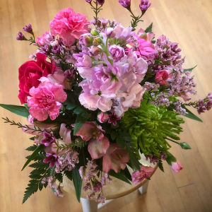 Custom Designer Choice Arrangement Vase in Bristol, VT | Scentsations Flowers & Gifts