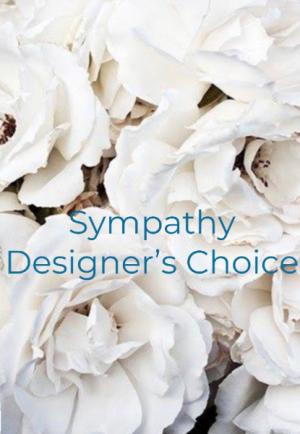 Custom Sympathy Design  in Westfield, IN | Raw Flower