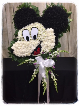 CUSTOM TRIBUTE Specialty Arrangement