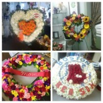 Custom sympathy tributes Call us for details
