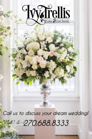 Custom Wedding Flowers & Decor  in Owensboro, KY | IVY TRELLIS FLORAL & GIFT SHOPPE