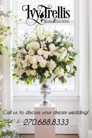 Custom Wedding Flowers & Decor