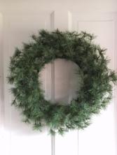 Custom Wreath Silk Arrangement