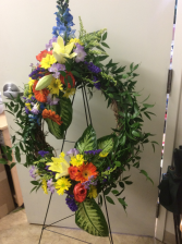 Custome designed wreath Wreath
