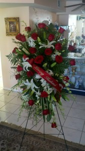 Customer Ordered from Website We add more roses at the base to make it even more distinctive
