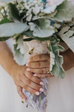 Customized Bridal Bouquet Wedding
