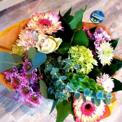 CUT BOUQUET - CANADIAN MADE, CANADIAN GROWN CUT FLOWERS