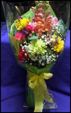 Cut Flower Bouquet Cut Flowers