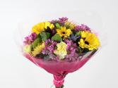 Cut Flower Bouquet.   -   No Vase Cut Flowers No vase