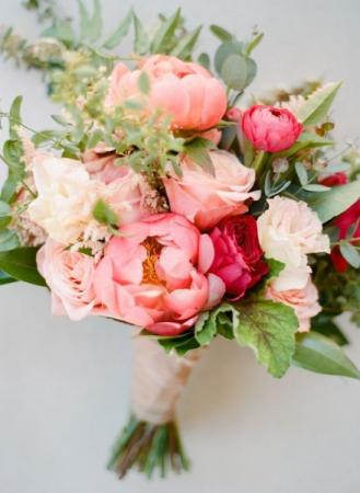 Flowers Bouquet seasonal, (select price & size)