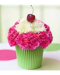 Cute as a Cupcake  in Picayune, MS | West Canal Floral Shoppe