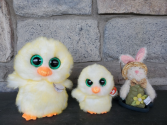 Cute Chicks!! Stuffed animal