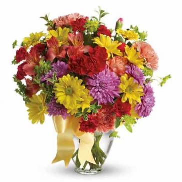 Cute & Colorful Vase