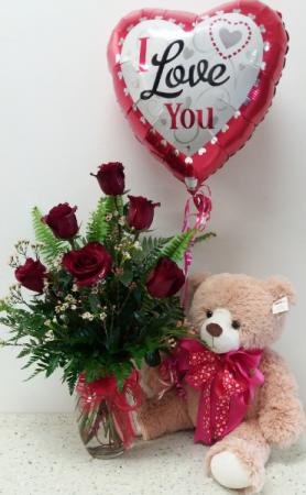 Cutie Patootie Combo Valentine's