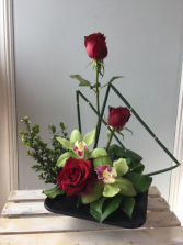 cymbid duet Flower Arrangement
