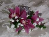 Cymbidium Orchid Corsage  Prom Corsage