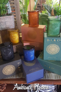 D.L & Co Rare Botanic Candle