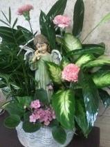 D2014 angel planter