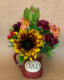 Dad Mug Bouquet