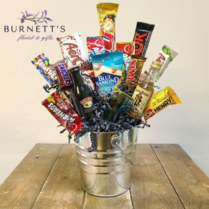 Dads Delight Gift Bouquet
