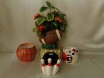 Dad's Favorite Sport #2 Planter (local delivery only)