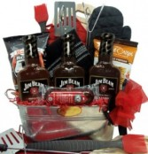 Dads Grillin' Custom Basket Local Delivery Only