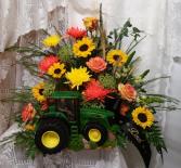 Dad's Tractor