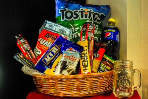 Dad's Treat Basket Gift Basket in Corner Brook, NL | The Orchid