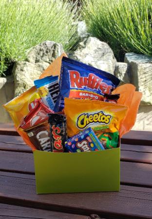 Treat Box Gift basket