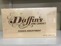 Daffin's Candy Choice Assortment  Add on