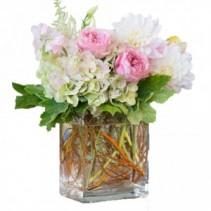 Dahlia Delight Cut Flower Arrangement