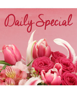 Daily Special Flower Arrangement in Agawam, MA | AGAWAM FLOWER SHOP INC.
