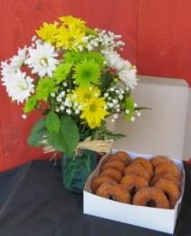 Daisies & Doughnuts II