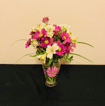 Daisy Days Keepsake Arrangement