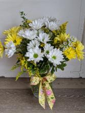 Daisy Delight Fresh Arrangement
