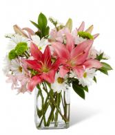 Daisy & Lily Floral Arrangement