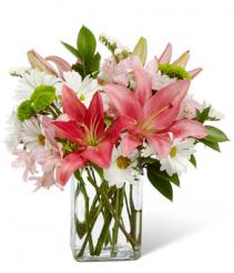 Daisy Love Floral Arrangement