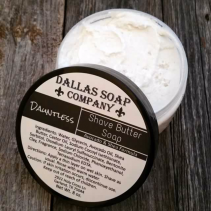 Dallas Soap Company Shave Butter (for Him & Her!)