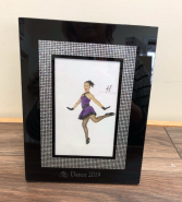 Dance 2019 frame Engraved especially for you