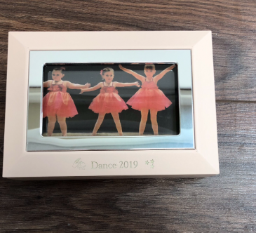 Dance 2019 jewellery box Engraved especially for you