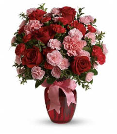 Dance with Me Bouquet  All-Around Floral Arrangement