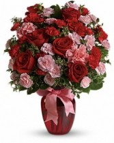 Dance with Me Bouquet with Red Roses EF05
