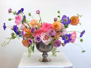 Dance with me  Floral arrangement in Carlsbad, CA | Fleur d' Elegance