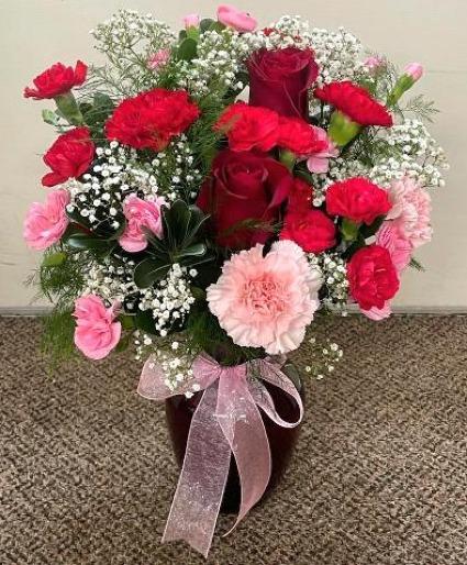 Dance With Me              TEV12-5 Vase Arrangement